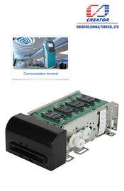 Kiosk, akıllı kart okuyucusu RS232 arayüzü ile motorize INSERT MANYETIK kart okuyucu
