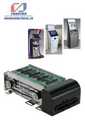 ISO14443 RFID RS232 arayüzlü şerit manyetik kart okuyucu kart okuyucu motorlu.