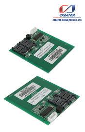 13.56 Kiosk MHz RFID kart okuyucu, perakende için DC 5V akıllı kart okuyucusu